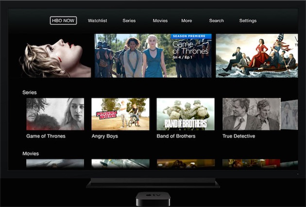 Capture HBO NOW