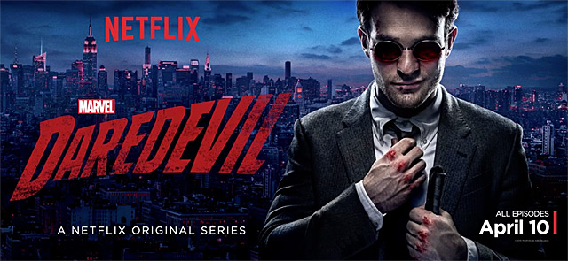 Daredevil Marvel Netflix Series