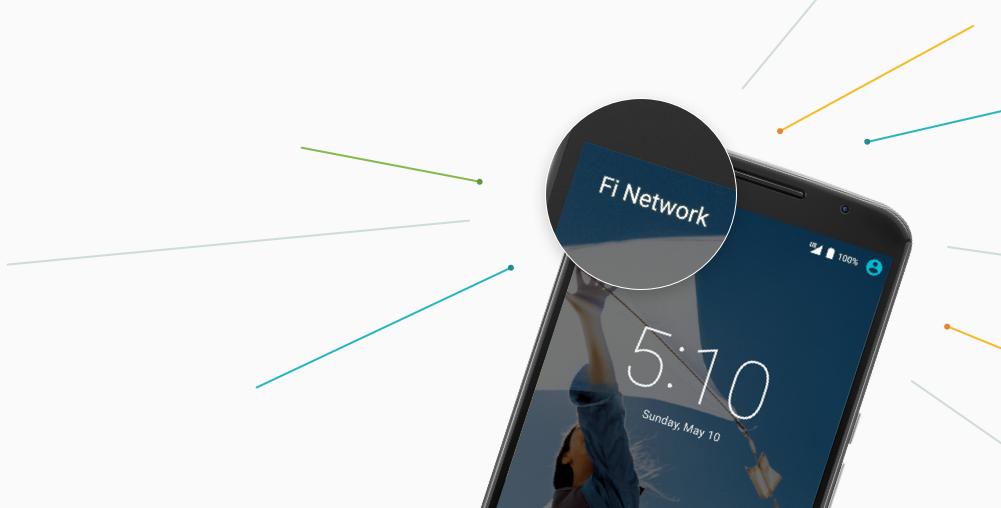 Google devient opérateur Télécom avec un forfait Data worldwide liant réseau cellulaire et Hotspot Wifi