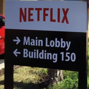 Siége de Netflix à Palo Alto