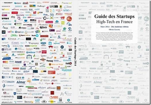 Le guide des Startups 2015 vient de sortir