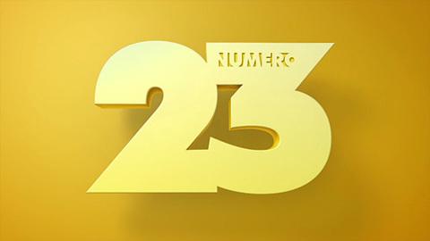 Logo Numero 23