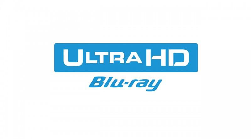 Logo Blu-ray 4K UHD